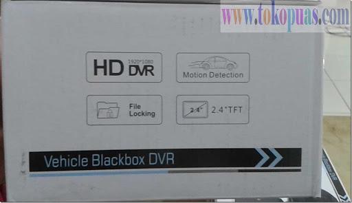 CCTV car DVR sensor gerak murah