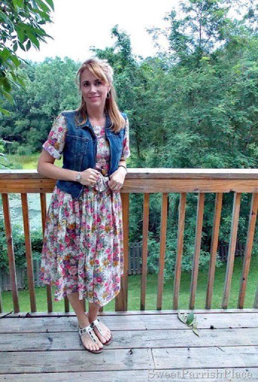 Real Life fashion inspiration for women over 40
