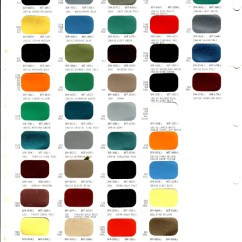 1964 Chevy Truck Color Wiring Diagram 2008 Cobalt Stereo 1965 Paint And Trim Code Help The 1947 Present Chevrolet Gmc Message Board Network