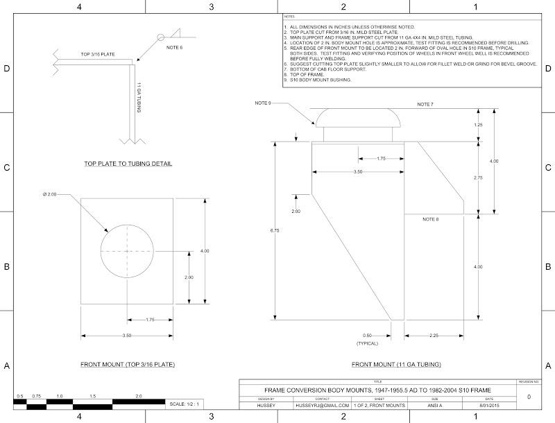 S10 Frame Swap Body Mounts   Frameswalls org
