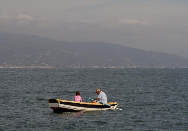рыбалка в Портофино