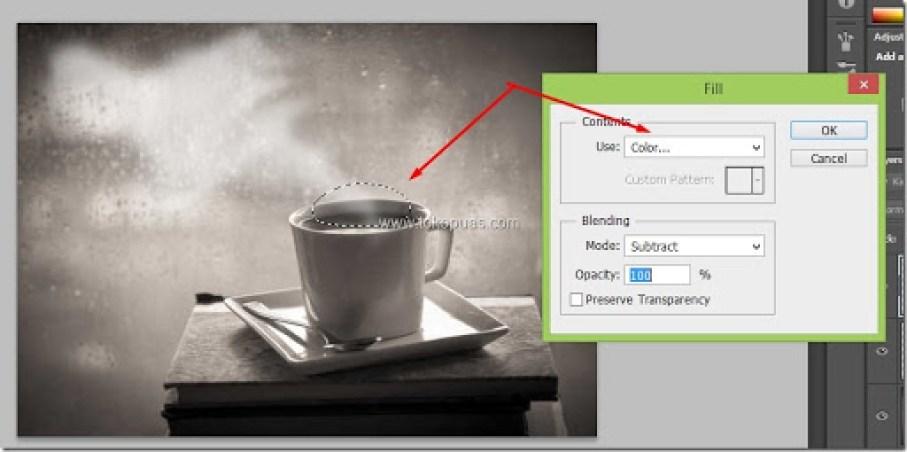 tutorial membuat efek asap putih photoshop tutorial trik