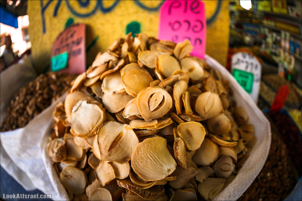 Рынок Левински в Тель-Авиве   Levinsky Market in Tel Aviv   LookAtIsrael.com - Фото путешествия по Израилю