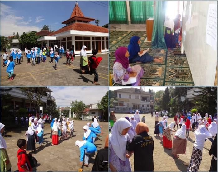 Kegiatan Menyambut Ramadhan - Pakhu Khoiru Ummah