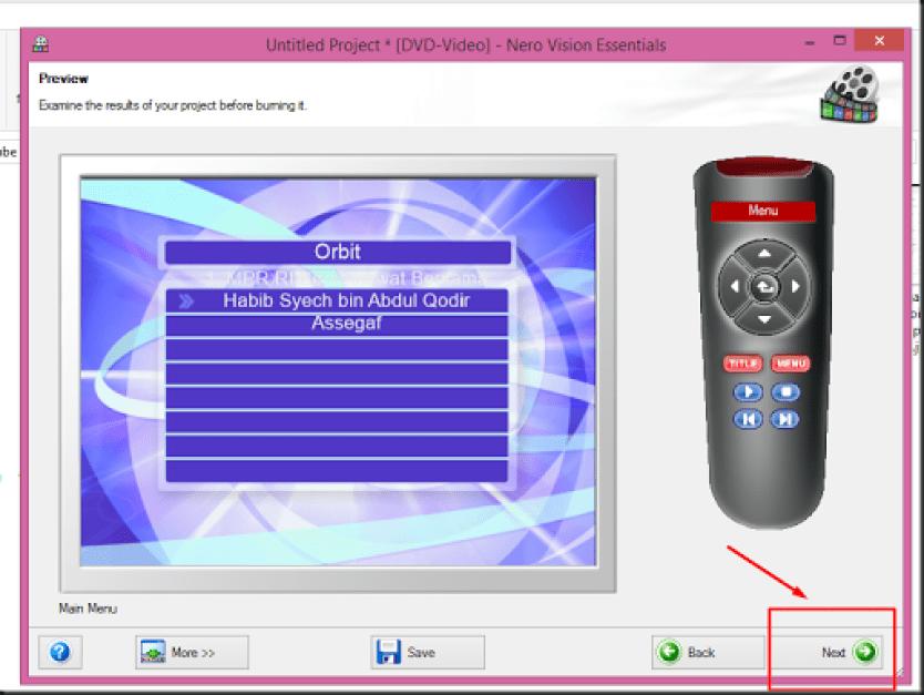 cara memburning kaset dvd ke dvd player