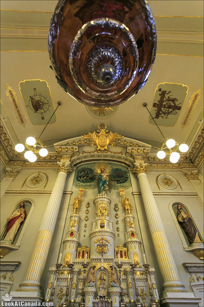 LookAtCanada.com / Квебекская церковь | LookAtIsrael.com - Фотографии Израиля и не только...