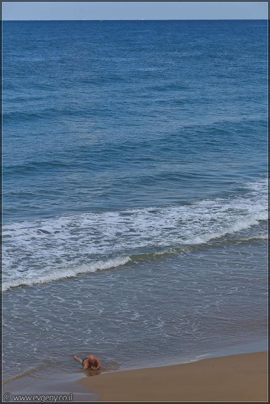 Одно фото / Тель Авив, на море!