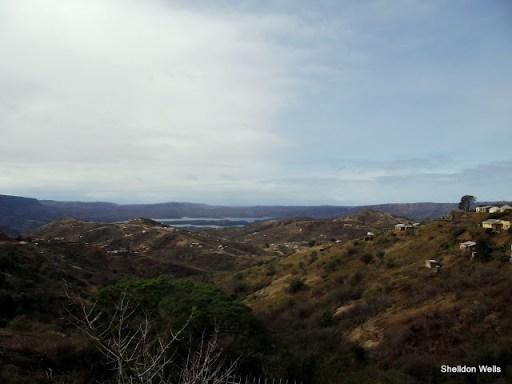 Inanda Dam, just outside Hillcrest, Durban
