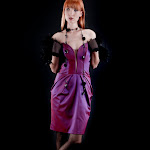 Bogusia corset-like short dress;;420;;420;;;.jpg