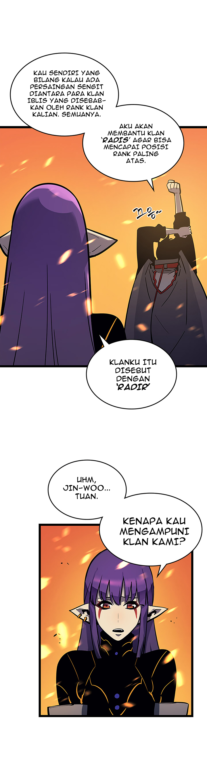 Solo Leveling Chapter 84 Indo gambar 28
