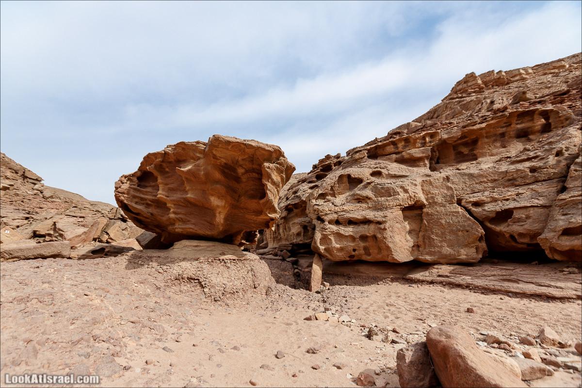 Каньон Верхний Гешрон | Wadi Gishron | ואדי גשרון | LookAtIsrael.com - Фото путешествия по Израилю
