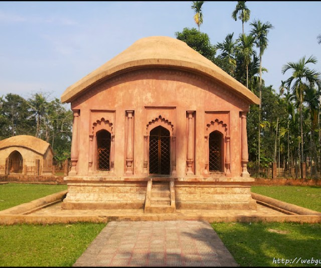 ruins of khaspur