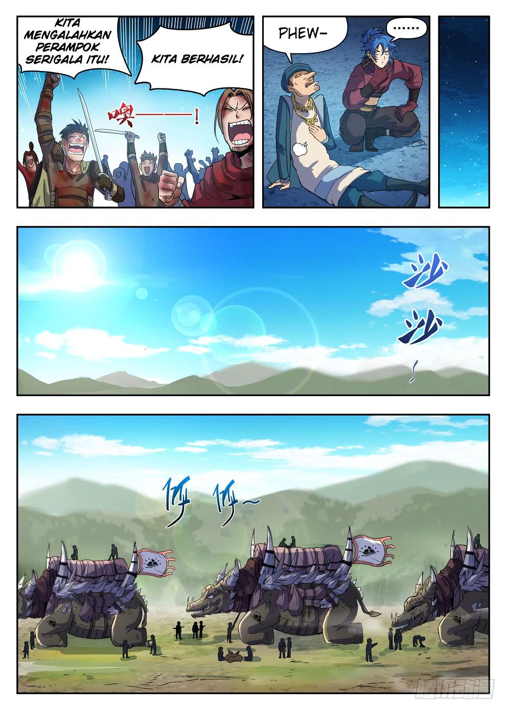 Manga Hunter Age Chapter 221 gambar ke-8