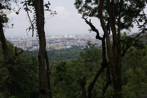 Doi Shutep y el templo oculto Wat Umong
