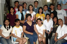 April 1: Marian Manalo's Residence (Pateros, Metro Manila)