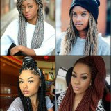 braids and twists for black hair 2017