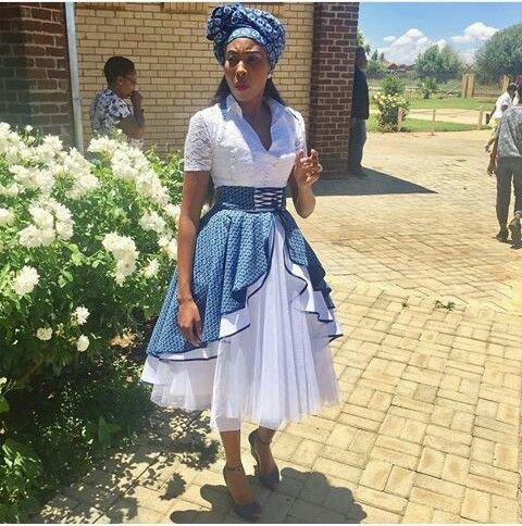Latest Shweshwe 2019 Dresses