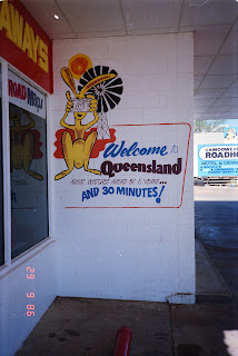 0491Northern Territory Border