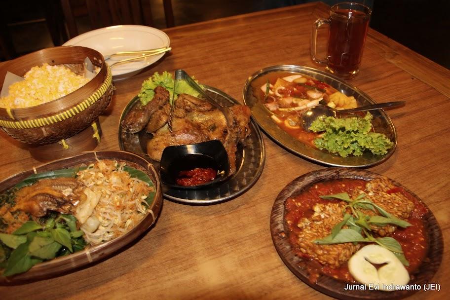 foto menu rumah makan inggil