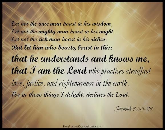 Boast in Christ Alone