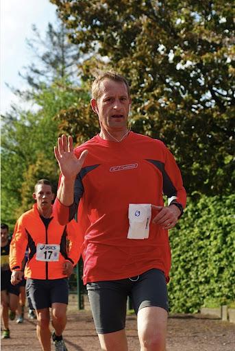 Carl Vyncke, 10 km prestatieloop, Krottegemse Corrida 2013, Roeselare Loopt