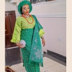 Latest Aso Ebi Styles For Wedding guest