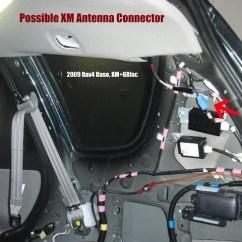 Satellite Wiring Diagram Roper Washing Machine Parts Hack Into Sat Radio Antenna? - Toyota Rav4 Forums