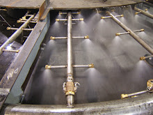 The key to Spray-Cooling being so effective is the water drop impingement and non-pressurized cooling.