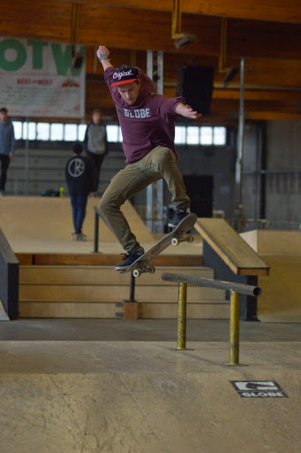 The Best of the West skateboarden in Roeselare