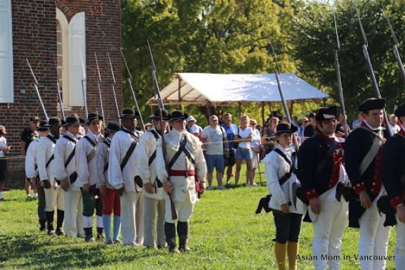 威廉斯堡市 Colonial Williamsburg