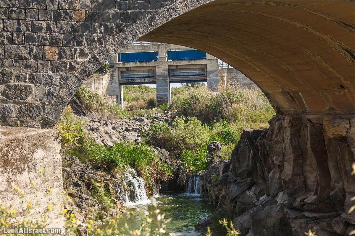 Первая ГЭС Израиля имени Рутенберга в Наараим | Power station at Naaraim | תחנת כוח בנהריים | LookAtIsrael.com - Фото путешествия по Израилю