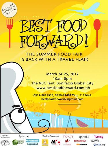 best food forward 2012