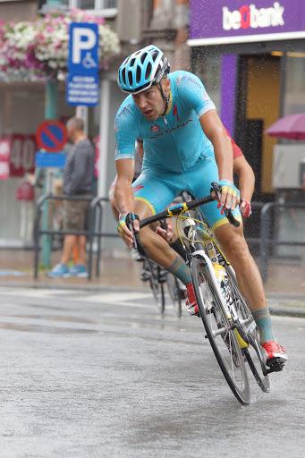 Belgische wielrenner bij Astana