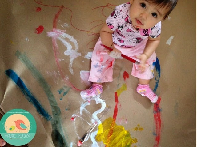 Brincadeiras para bebês de 8 meses