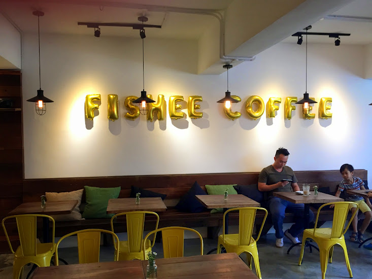 cafe in bukit jalil