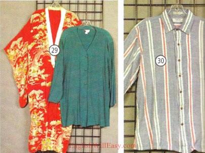 Тъкани, шиене, плетене - Дрехи, Мода - Речник на картини