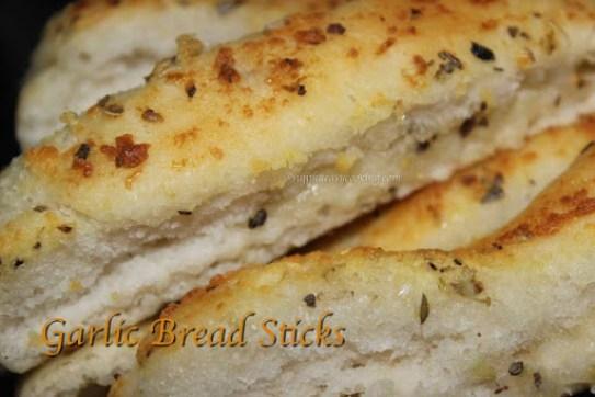 Garlic Bread Sticks2