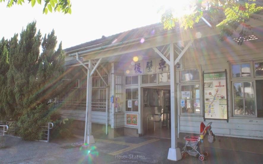 台南後壁車站-11