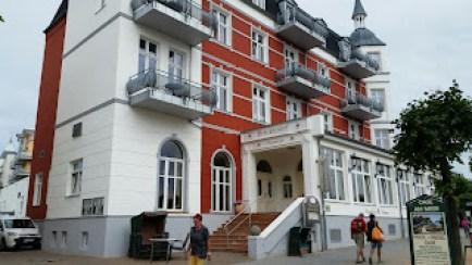 Preussenhof an der Strandpromenade Zinnowitz