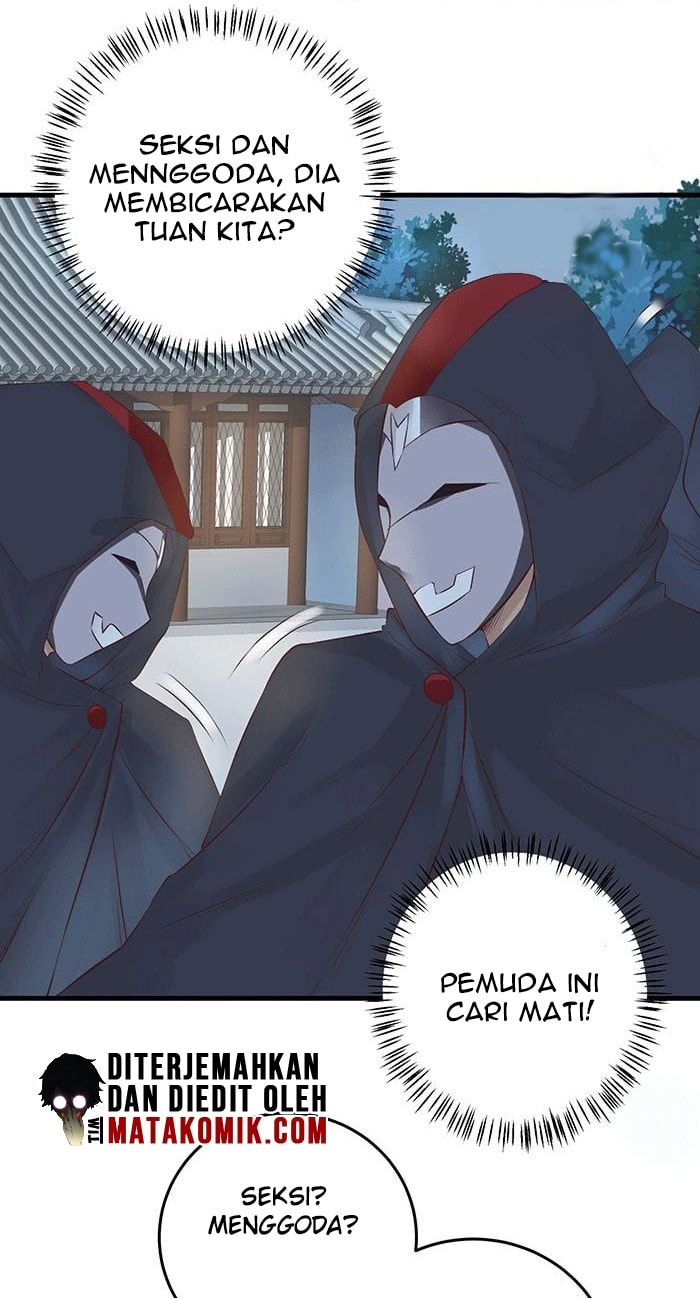 The Ghostly Doctor Chapter 82 Bahasa Indonesia gambar 13