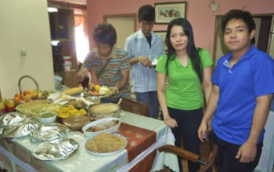 Nathan Cocharo's Residence (Caloocan City) - February 10