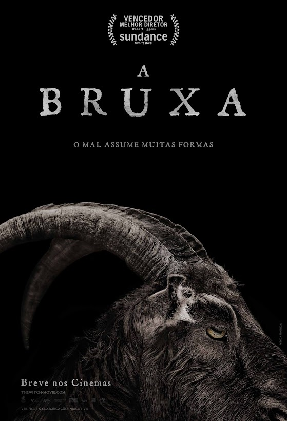 Poster nacional e trailer legendado de A BRUXA The Witch