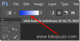 trik efek tutorial bubble photoshop dasar