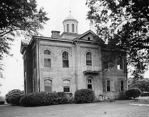Richland Parish Courthouse, 1949