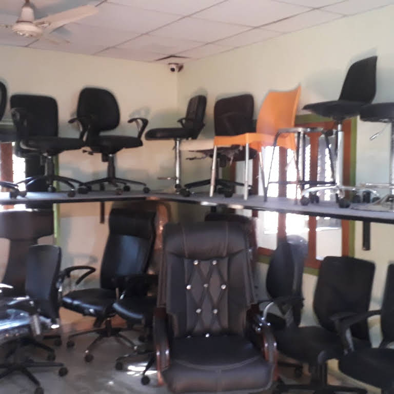 revolving chair in vadodara types of bean bag chairs vaibhavi engineers furniture manufacturer makarpura gallery