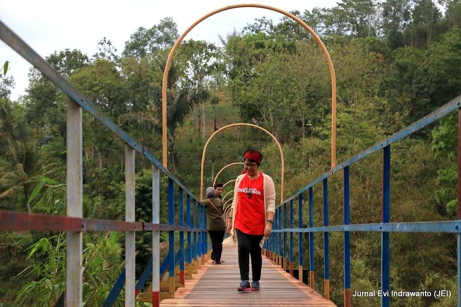 Jembatan Talang Air Pringsewu