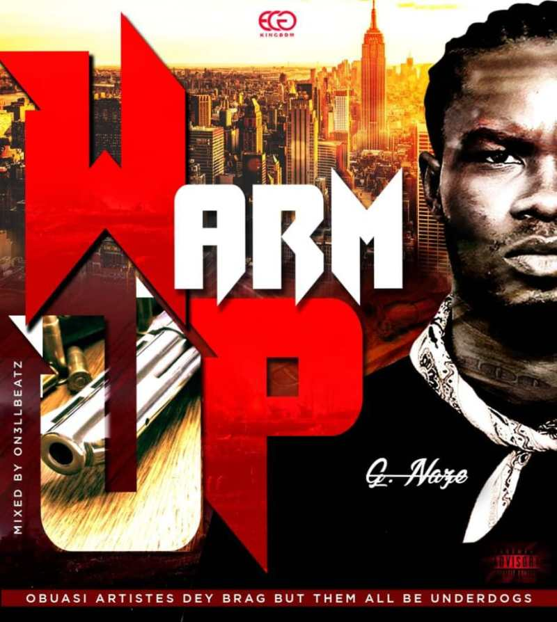 G-Naze - Warm Up
