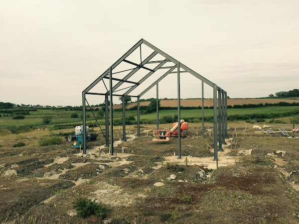 Steelwork Construction - 4