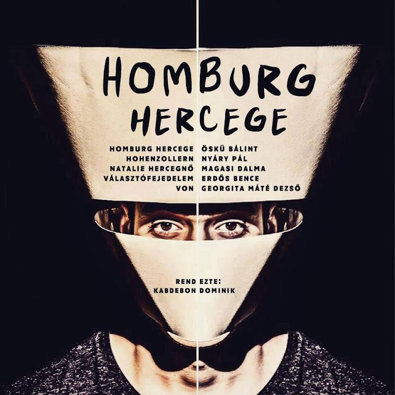 Homburg hercege