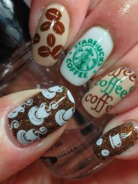 16 Crazy nail art designs